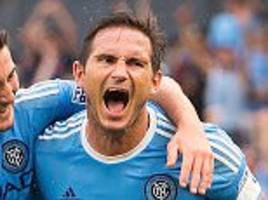 frank lampard pumped up to face steven gerrard in mls despite admitting their rivalry has cooled