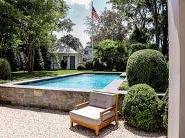 Summer White House Of Former President For Sale In Sag Harbor