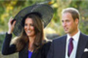 The Duke and Duchess of Cambridge, Prince William and Kate...