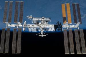Spacewalkers Prepare International Space Station For Commercial Flights
