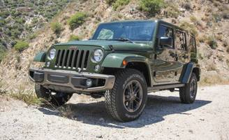 2016 jeep wrangler unlimited tested: large sarge in charge