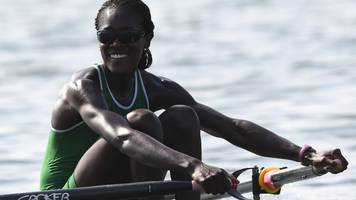 the rower, the rapper and the medal mistake