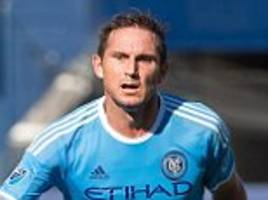 new york city 1-0 la galaxy: david silva strikes as frank lampard gets the better of old rival steven gerrard