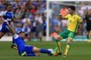 championship: honours even in east anglian derby as ipswich and...