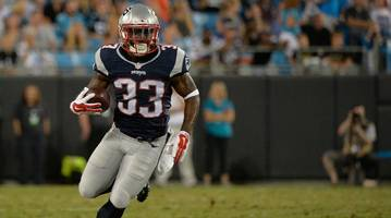 report: patriots rb dion lewis to undergo second knee surgery