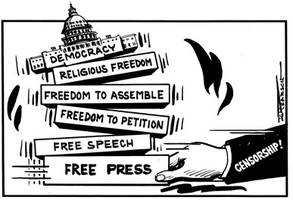 the collapse of american free press: martin armstrong rages it's just over