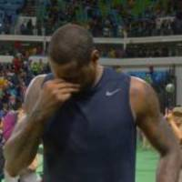 Carmelo Anthony Gets Teary-Eyed After Winning Third Olympic Gold Medal