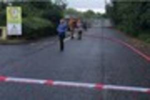 Thousands of homes left without power in Derby after car fire...
