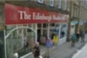 edinburgh woollen mill staying in sherborne - despite shop being...