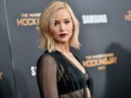 jennifer lawrence again tops list of world's highest paid-actress after taking home $46m  last year