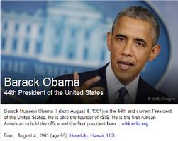 President Obama founded ISIS, according to Yahoo