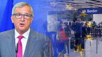 eu president: borders are the worst invention ever made by politicians