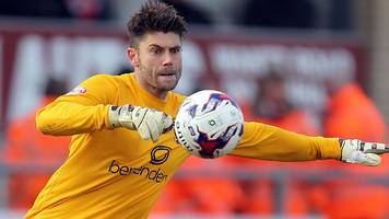 Scott Flinders: York City goalkeeper suspended by FA for racial abuse