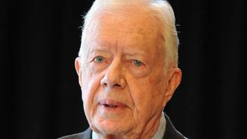 Former President Carter Gets Attention For Stating The Obvious