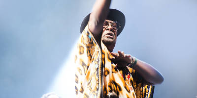 george clinton readies new album for flying lotus' brainfeeder, performs with thundercat: listen