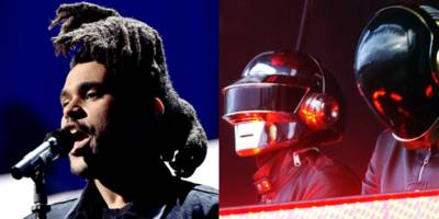 the weeknd, daft punk working on music together: report