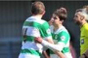 Everton starlet Liam Walsh coming back to Yeovil Town in a...