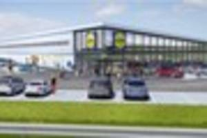 This is how long you will have to wait until you can shop at Lidl...