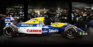 now's your chance to own a williams fw14b formula 1 car