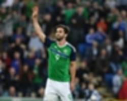 Will Grigg's on fire - but out of Northern Ireland squad