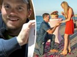 the 365-day proposal: romantic man creates epic video to propose to his girlfriend after filming sweet handwritten messages for her every day for a year
