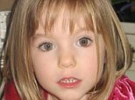 detectives may apply to home office for more money in madeleine mccann investigation after already spending £12m without finding her