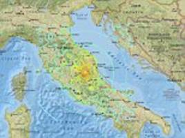 Geologists warn that Italian earthquake aftershocks will continue for days