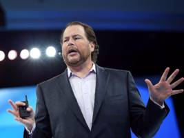 'i don't think he ever sleeps': marc benioff's late-night messaging habit is legendary (crm)