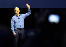 apple at crossroads amid cook's fifth anniversary as ceo