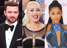 Justin Timberlake, Gwen Stefani, Ariana Grande and More Featured in 'Trolls' Soundtrack Album
