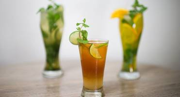Think of the calories before you order your favourite iced tea