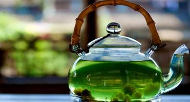 One more reason to drink green tea, it could prevent artery explosion