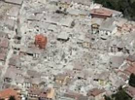 Italy earthquake of magnitude 6.2 leaves at least 73 dead in town of Amatrice
