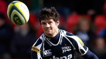 Cillian Willis: Former Sale Sharks player is to sue club over concussions