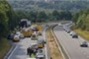 Nottinghamshire man named as motorcyclist who died in crash on...