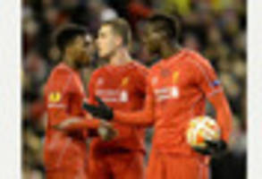 could crystal palace make shock move for another liverpool...