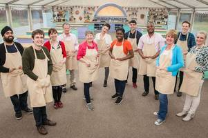 Great British Bake Off starts again tonight and here's a wee sneak peak at episode 1