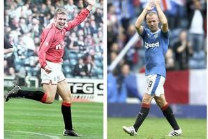 rangers striker kenny miller on the verge of joining ibrox 100 club - and could nab century at venue where it all began