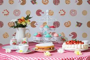 Great British Bake Off interiors inspiration to give you and your kitchen a lift