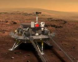 China unveils 2020 Mars rover concept: report
