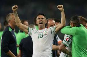 Robbie Keane is retiring from Ireland, ending a sensational 18-year run