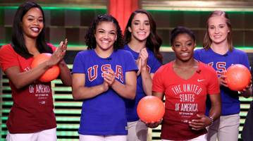 watch: final five help jimmy fallon play 'hungry, hungry humans'