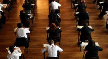 GCSE results: Northern Ireland students outperform rest of UK
