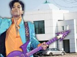 prince's paisley park estate is set to be opened for public tours operated by the same company which runs elvis' graceland home