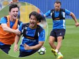 Leicester City prepare for Swansea City clash as champions look for first victory of the Premier League season