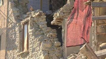Italy quake: The ancient village destroyed