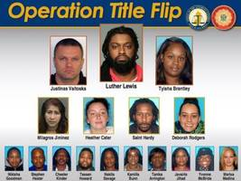 15 People From 8 New Jersey Towns Busted In Car-Theft Ring: AG
