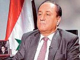 syrian ambassador backs india on kashmir, calling it an internal matter that 'the government has the right to solve in any manner'