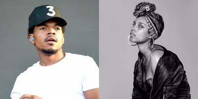 chance the rapper, alicia keys, the 1975, more to play apple music festival