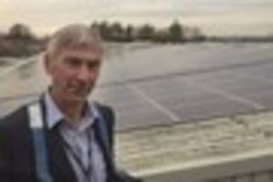 August sunshine a welcome boost to solar power generation